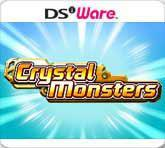 Cover for Crystal Monsters.