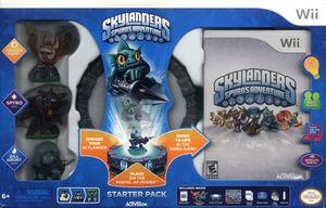 Cover for Skylanders: Spyro's Adventure.