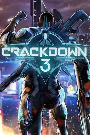 Cover for Crackdown 3.