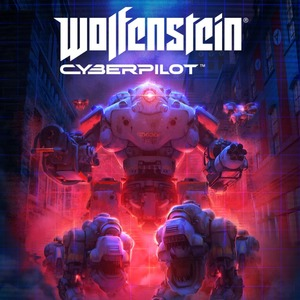 Cover for Wolfenstein: Cyberpilot.