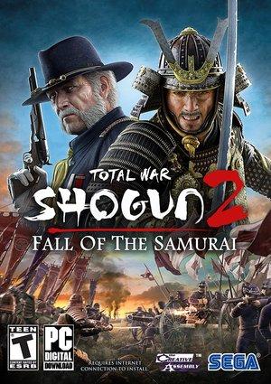 Cover for Total War: Shogun 2: Fall of the Samurai.