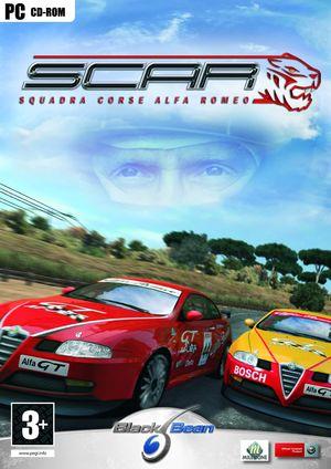 Cover for Alfa Romeo Racing Italiano.