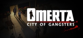 Cover for Omerta – City of Gangsters.