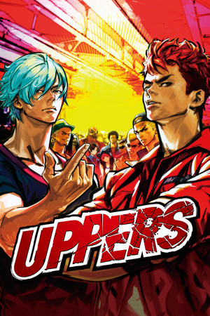 Cover for Uppers.