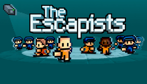 Cover for The Escapists.
