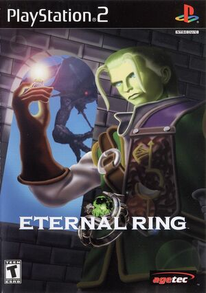 Cover for Eternal Ring.