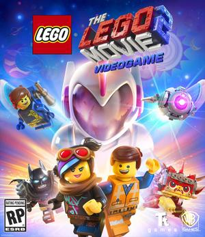 Cover for The Lego Movie 2 Videogame.