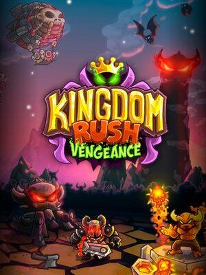 Cover for Kingdom Rush Vengeance.