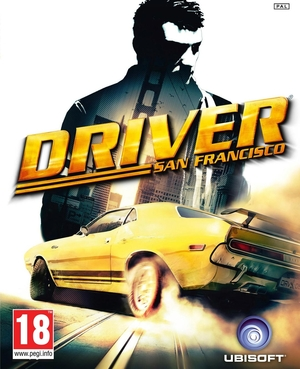 Cover for Driver: San Francisco.