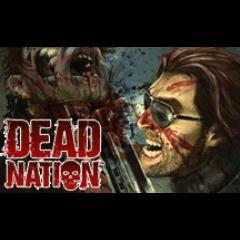Cover for Dead Nation.
