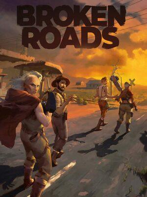Cover for Broken Roads.