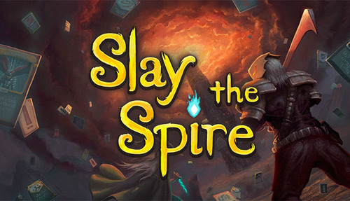 Cover for Slay the Spire.