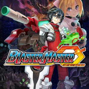 Cover for Blaster Master Zero.