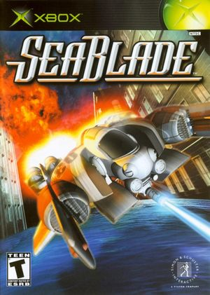 Cover for SeaBlade.