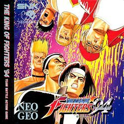 Cover for The King of Fighters '94.