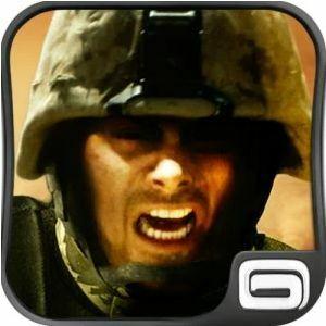 Cover for Modern Combat: Sandstorm.