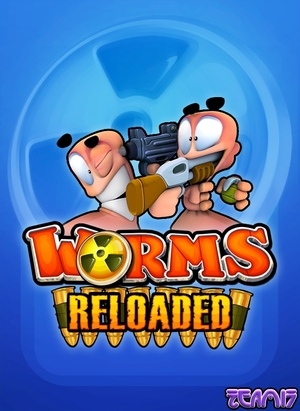 Cover for Worms: Reloaded.