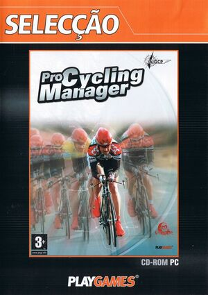 Cover for Pro Cycling Manager.