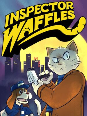 Cover for Inspector Waffles.