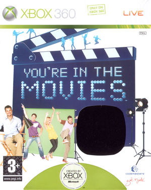 Cover for You're in the Movies.