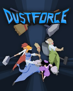Cover for Dustforce.
