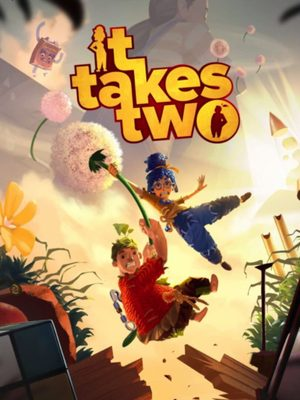 Cover for It Takes Two.