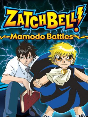 Cover for Zatch Bell! Mamodo Battles.