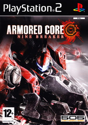 Cover for Armored Core: Nine Breaker.