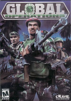 Cover for Global Operations.