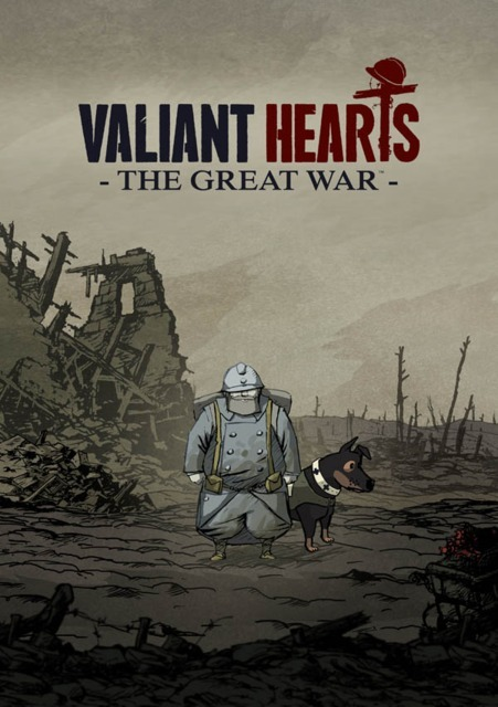 Cover for Valiant Hearts: The Great War.