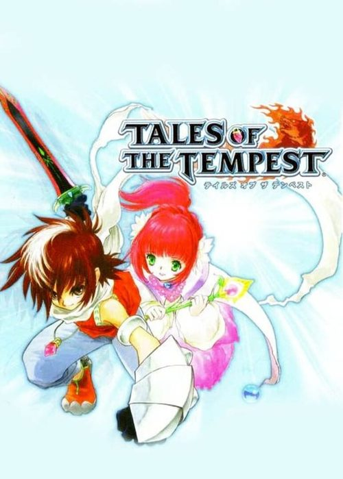 Cover for Tales of the Tempest.