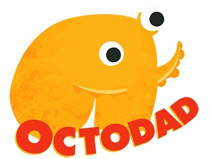 Cover for Octodad.