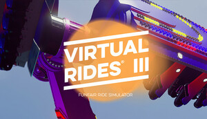 Cover for Virtual Rides 3.