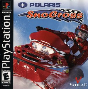 Cover for Polaris SnoCross.