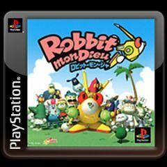 Cover for Robbit Mon Dieu.