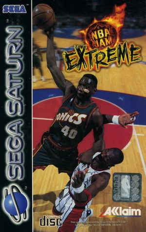 Cover for NBA Jam Extreme.