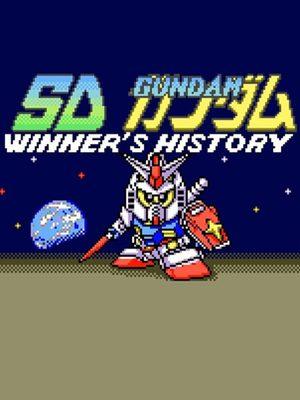 Cover for SD Gundam: Winner's History.
