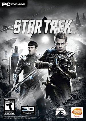 Cover for Star Trek.