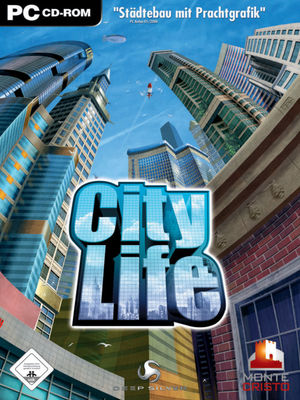 Cover for City Life.