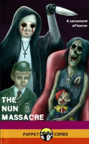 Cover for Nun Massacre.