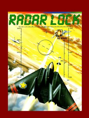 Cover for Radar Lock.
