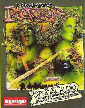 Cover for Doomdark's Revenge.