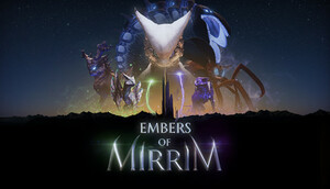 Cover for Embers of Mirrim.