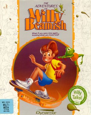 Cover for The Adventures of Willy Beamish.