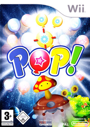 Cover for Balloon Pop.