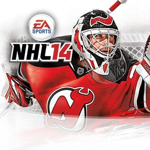 Cover for NHL 14.