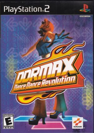 Cover for DDRMAX Dance Dance Revolution.