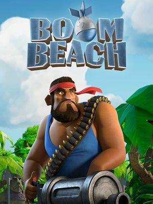 Cover for Boom Beach.
