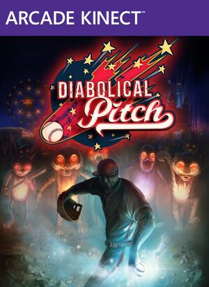 Cover for Diabolical Pitch.