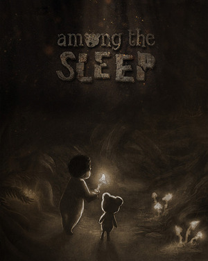 Cover for Among the Sleep.